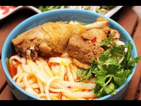 Món ăn ký ức: Mì Quảng gà - Thành Phố Hôm Nay [HTV9 – 19.04.2016]
