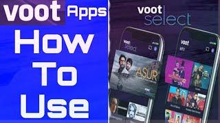 Voot Apps kaise Use karna Ha .. || How To Use Voot App screenshot 5