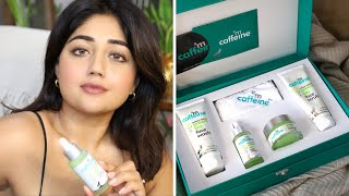 mCaffeine Green Tea Skin care | corallista