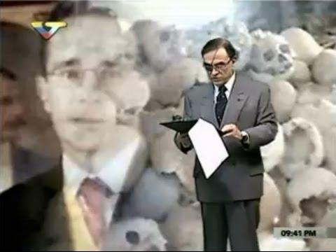 Dossier con Walter Martínez 200417 Rusia EEUU China Vaticano Colombia Venezuela