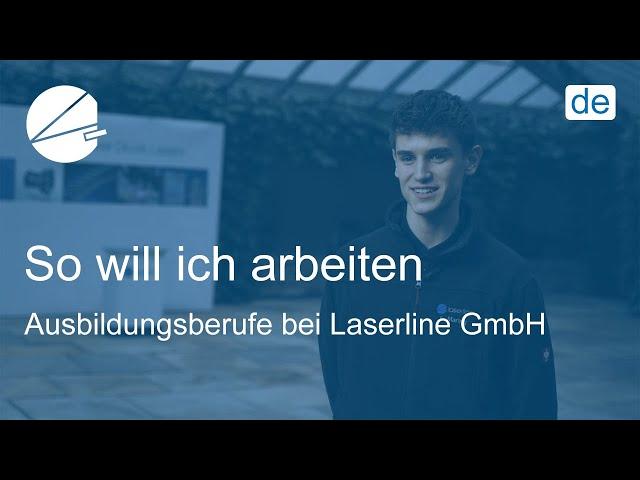 Ausbildung bei Laserline GmbH DE