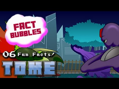 Fact Bubble Special! - TOME Ep.06: Dragon Drama