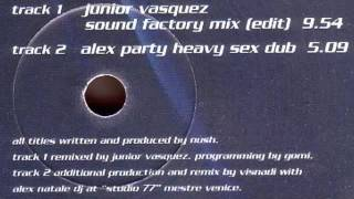 Nush - U Girls (Look So Sexy) (Junior Vasquez Sound Factory Mix Edit)