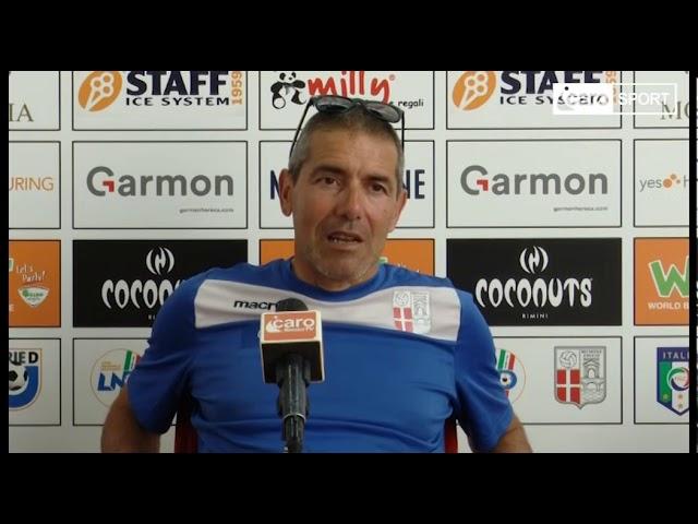 Icaro Sport. Rimini-Albissola 4-4, il dopogara di Gian Luca Righetti