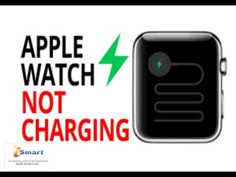 4 SOLUTION - Apple Watch Will Not Charge - Green Snake Of Death Or Red Lightning Bolt
