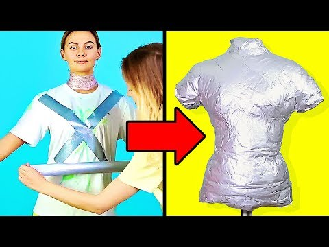 Thumbnail: 23 AWESOME CLOTHING HACKS THAT'LL MAKE YOUR LIFE SO MUCH EASIER