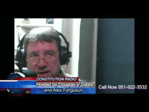Constitution Radio with Douglas V. Gibbs, KMET 1490-AM, July 9, 2016