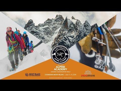 Arc'teryx Alpine Academy 2018 Trailer
