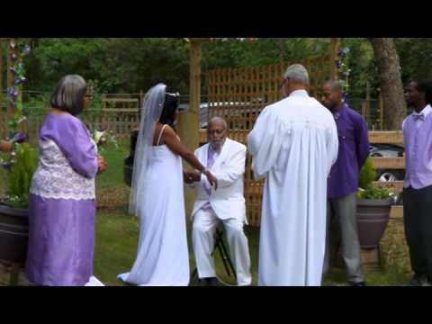 ALONZO & CLEM'S WEDDING 41815