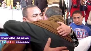 محافظ الفيوم يشارك في إنهاء خصومة ثأرية بقرية بني صالح.. فيديو وصور