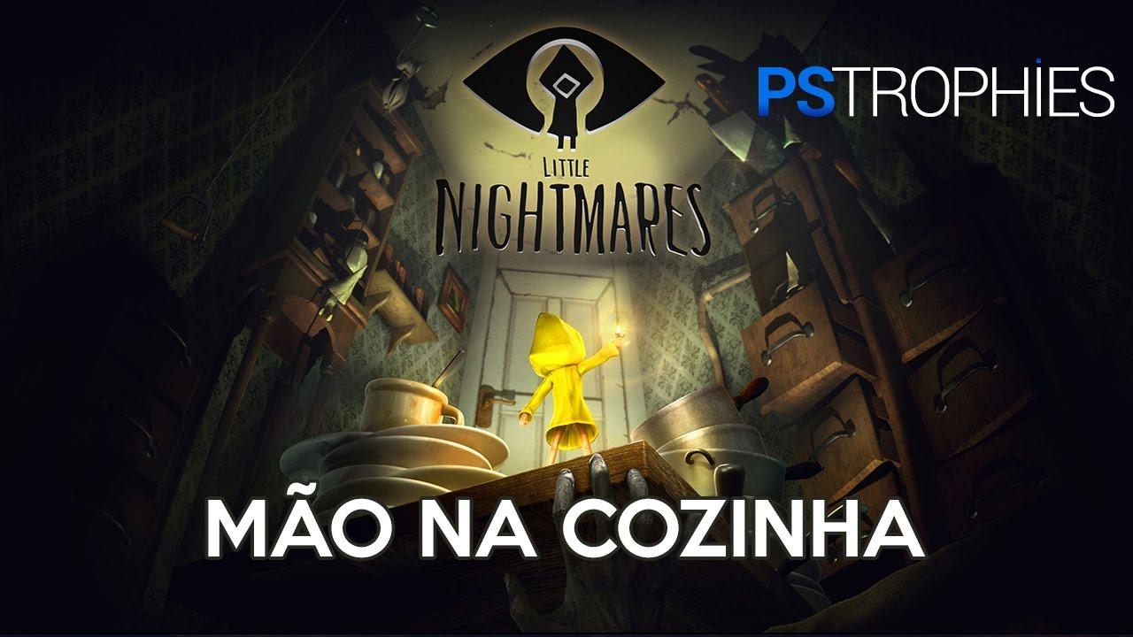 Little Nightmares - Mão na cozinha - Guia de Troféu 🏆   Conquista ... f56e795f89a1b