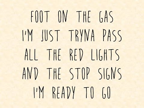 Childish Gambino - Telegraph Ave (Lyrics)