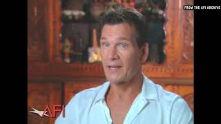 """Patrick Swayze on why he at first hated the line """"Nobody Puts Baby in a Corner"""""""