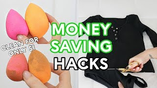 6 MONEY SAVING Beauty & Lifestyle Hacks! thumbnail