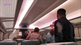 Barcelona Sants and Euromed train to Alicante