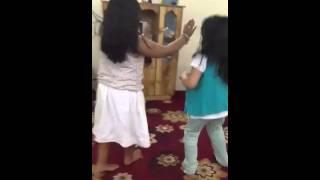 رقص بنات صغار سعوديات الله يحفضهم