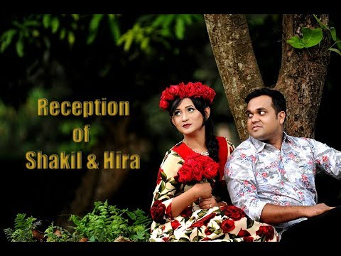 Reception of Shakil & Hira -trailer  © Bridal Innovation
