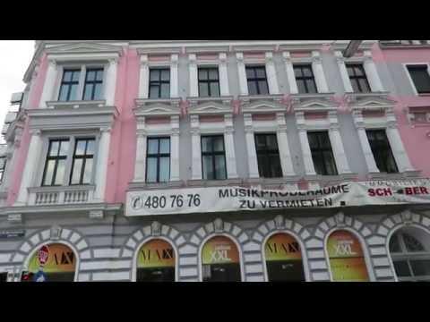 Vienna's Red Light District  In Austria -  The Gurtel  03