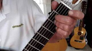 Classical Gas Note For Note Lesson 2