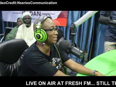 Download Olapeju Agunbiade interviewed by Yinka Ayefele