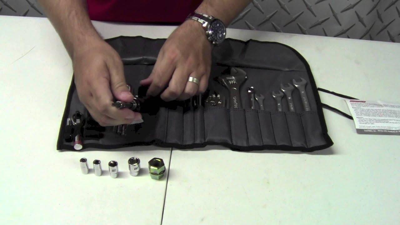 cruz tools bmw motorcycle tool kit - youtube