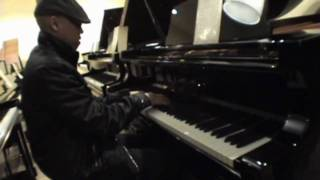 Jay-Z - Empire State of Mind / Song Cry Piano Interlude - de la Vega