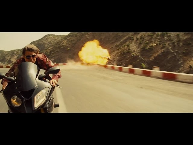 Mission: Impossible Rogue Nation - Official Trailer #2