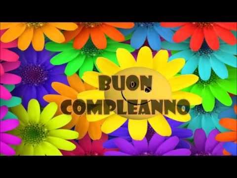 Buon Compleanno A Una Persona Speciale Happy Birthday Dedica