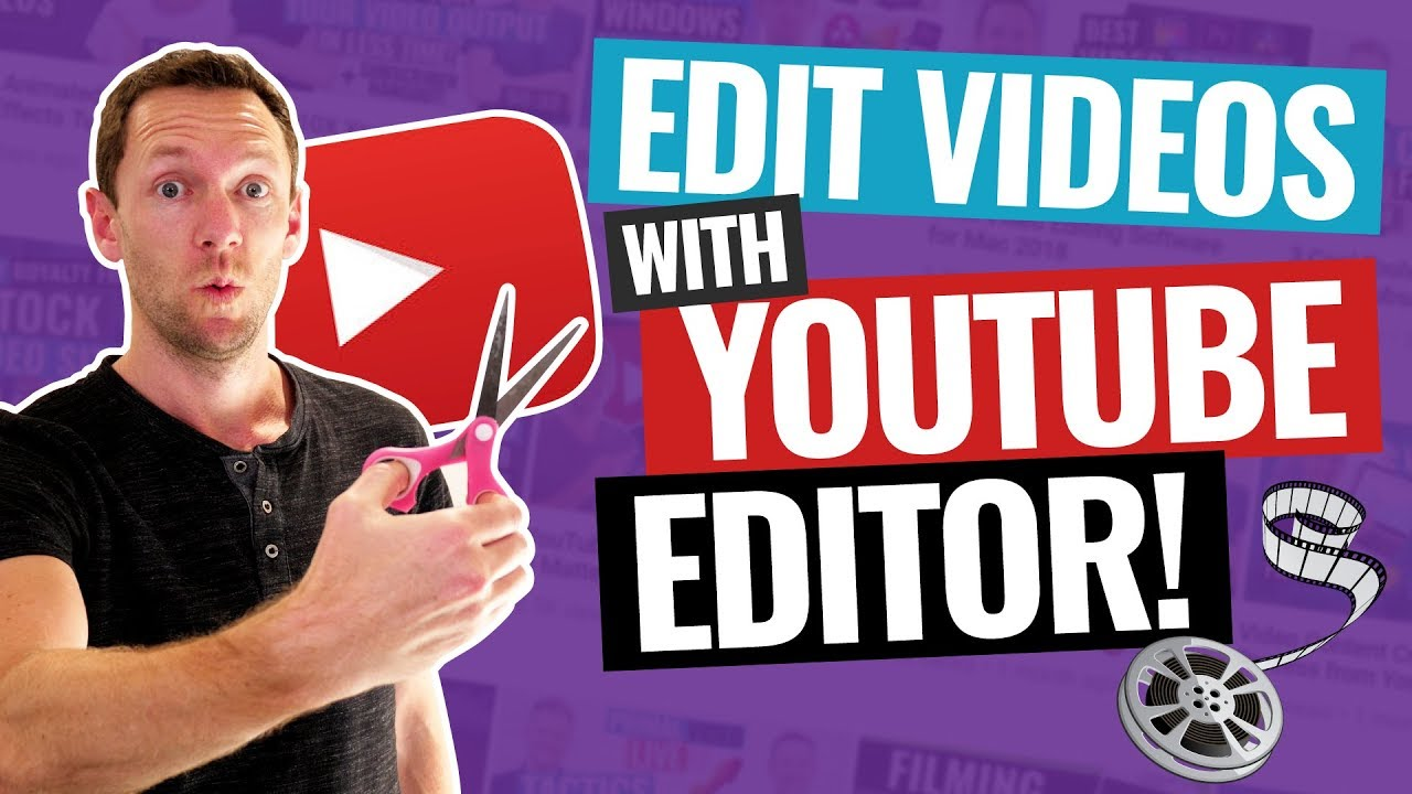 Download How to Edit Videos with the YouTube Video Editor!