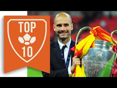 Top 10 Managers of All Time
