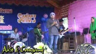 PIKIRANG KA nd masiu (akie and company) maranao band