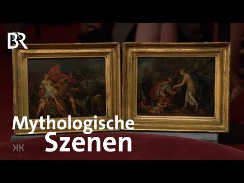 Bei Einer Auktion Gekauft: Mythologische Szenen | Kunst + Krempel | BR