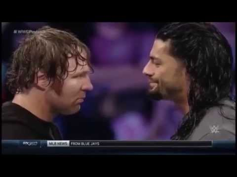 Roman Reigns/Dean Ambrose - Think I'm In Love