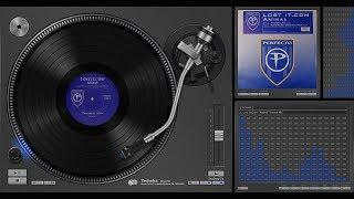 Lost It.Com - Animal ''Trance Mix'' | 1080p60 HD Virtual Vinyl 33 RPM | ©2001 Perfecto Records