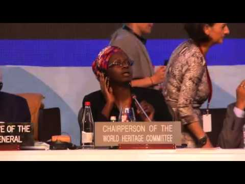 World Heritage - 38th Committee 2014-06-16 PM