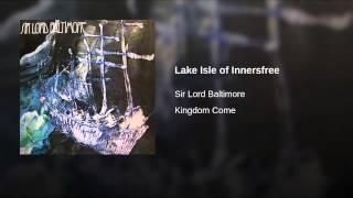 Lake Isle of Innersfree