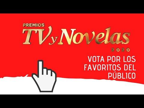 Te decimos cómo votar por los favoritos del público de los Premios TVyNovelas 2020