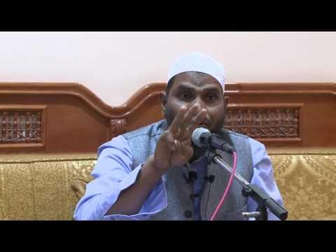 Janab Abdul Rahman Saheb Telugu Bayan - Kuwait