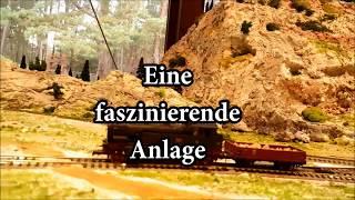 Modellanlage Besucherbergwerk Mechernich