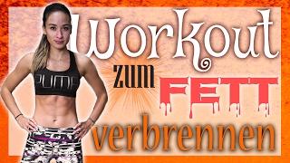 Workout für Bauch Beine Po und Oberkörper - Fett verbrennen - Muskeln aufbauen - Zuhause trainieren