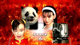 Tekken Tag Tournament HD (PlayStation 3) Arcade as Panda/Xiaoyu