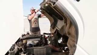 Тест-драйв грузовик JAC 3,5 тонн _ грузовик Джак