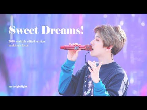 Free Download [4k] Exo-cbx - 내일 만나 (sweet Dreams!) - Only Baekhyun Focus Mp3 dan Mp4