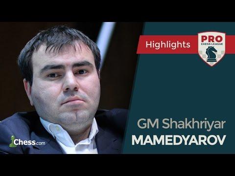 PRO Chess League: Finegold Upsets Mamedyarov