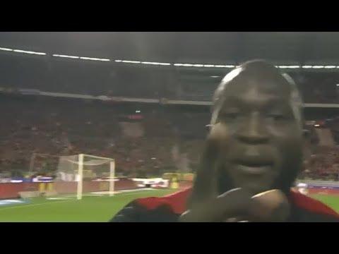 Romelu Lukaku vs Cyprus (H) 17/18