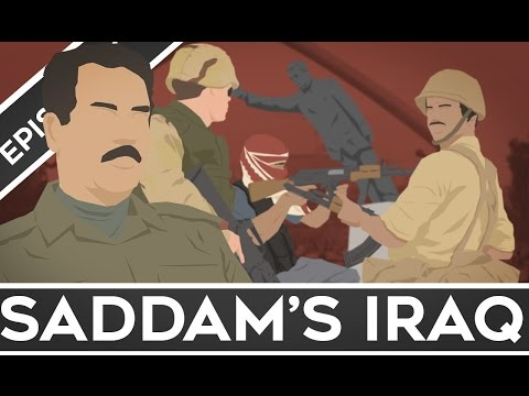 Feature History - Saddam's Iraq