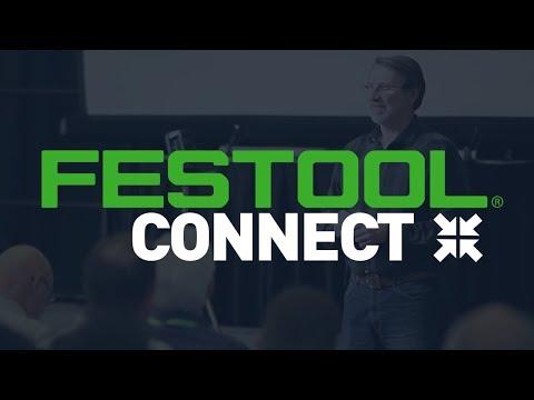 Festool Connect 2013 - Norm Abram