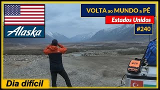 SAV #240 | VAMOS TER QUE SUBIR ESSAS MONTANHAS | Alasca