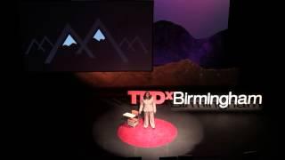 Be a game-changer | Liz Huntley | TEDxBirmingham