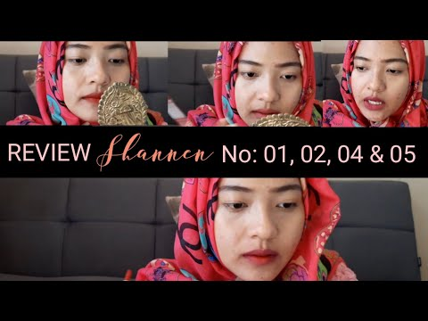 review-lip-paint-shannen-no-01,-02,-04-&-05-(ombre-lipstick)-shannen-pekanbaru